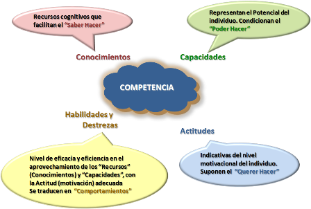 nube de competencias coaching